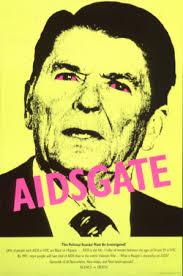 Image result for sensational AIDS headlines 1980s