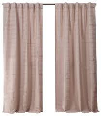 hidden tab top curtain panels