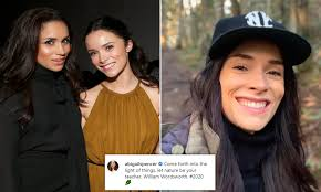 Abigail Spencer posts message on nature after reports she hiked ...