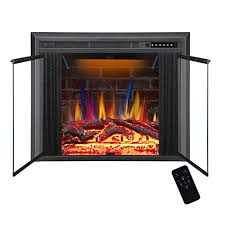 r w flame 33 electric fireplace insert