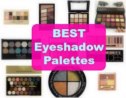 9 eye shadow palettes best