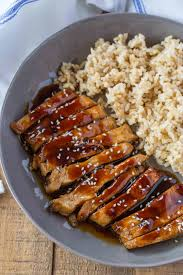 skinny teriyaki en cooking made