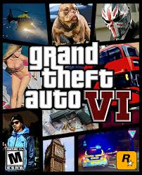 Grand Theft Auto VI Cover Art I Made a While Back Based On The London  Rumours : GTA6