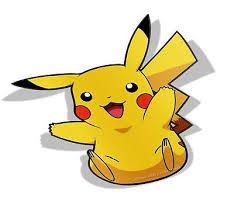 Pokemon Pikachu Anime Car Window Decal Sticker 045