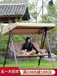 outdoor swing chair garden garden chair