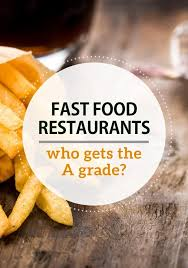 the healthiest fast food restaurants