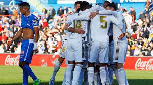 Getafe Real Madrid canlı izle - Real Madrid Getafe maçı canlı izle ...