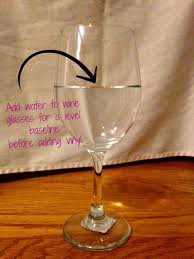 Putting Vinyl On Wine Glasses 7 Tips For Success Silhouette School