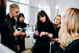 how chanel s makeup artist prepped for