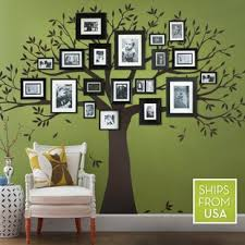 Family Tree Wall Decals You Ll Love In 2020 Wayfair