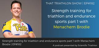strength for triathlon and