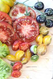 heirloom tomatoes taste like summer