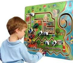 No Loose Toys In The Waiting Room Only These Wall Toy For Waiting Areas That We Will Mount On The Wall Toysfork Waiting Rooms Business For Kids Kids Playing