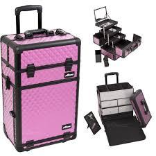 best professional rolling makeup case