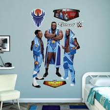 The New Day Collection Fathead Wall Decal Wwe Logo Wall Decals New Day