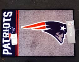 nfl new england patriots area rug bath