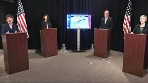 looms large over Senate debate Monday night