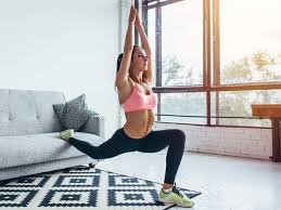 here are six easy workout routines and
