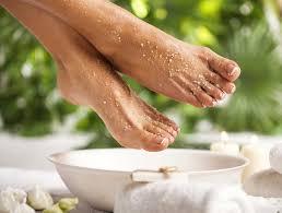diy foot soaks to easily remove dead skin