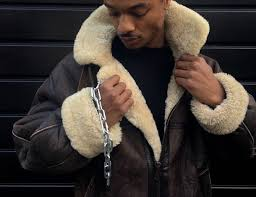jacket fur coat mens style men style