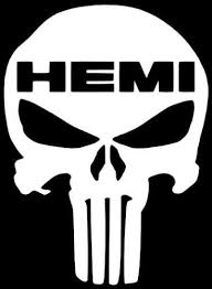 2x Pair Punisher Skull Car Vinyl Decal W Buy Online In Albania At Desertcart