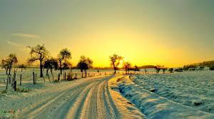 صور Hd خلفيات اتش دى عالية الجوده Sunset Wallpaper Winter