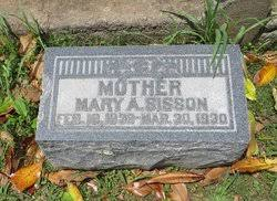 Mary Adeline Cox Sisson (1839-1930) - Find A Grave Memorial