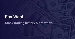 Fay West Net Worth (2020) | wallmine