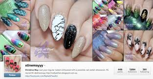 8 best accounts for long nails