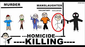 Murder, Manslaughter, Homicide, a ...