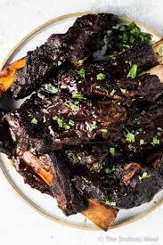bbq crockpot beef ribs easy recipe