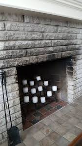 how fo i remove fireplace soot smoke