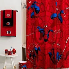 Brilliant Ideas To Decorate Bathroom With Various Attracting Superhero Bathroom Sets For Kid Kids Bathroom Accessories Bathroom Accessories Sets Kids Bathroom