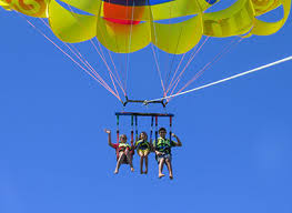 fly in parasail cancun book now