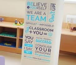 Student Encouragement Wall Decal
