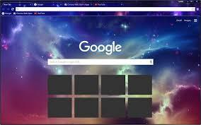change the google background image