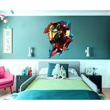Shop Iron Man Polygonal Wall Decal Iron Man Polygon Modern Wall Art Sticker Overstock 31772715