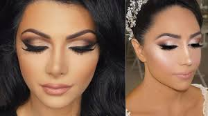 easy natural glam makeup tutorial