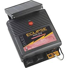 Dare Prod Ds40 Eclipse 12v Solar Battery Fence Energizer Heavy Duty Fence Charger