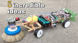 3 incredible homemade inventions and