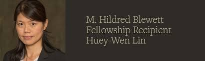 Huey-Wen Lin shares her experience as a Blewett Fellow | UC Berkeley Physics