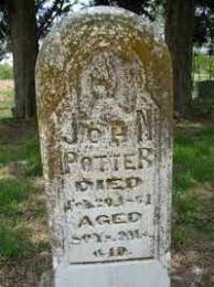 John N. Potter (1783 - 1864) - Genealogy