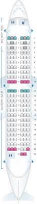 seat map westjet boeing b737 700