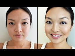amazing before after makeup