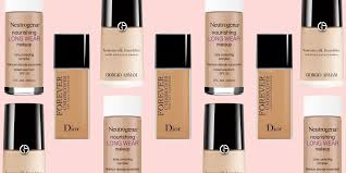 13 best foundations that hydrate dry