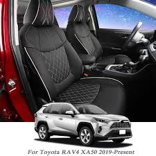 car seat covers set leather for toyota