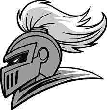 Amazon Com Divine Designs Cool Gray Knight Mascot Cartoon Icon Vinyl Decal Sticker 8 Wide Automotive