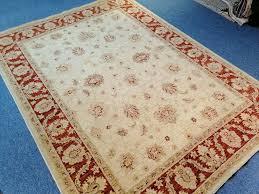 8x6 handmade tribal rug persian carpet