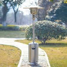 48000 btu stainless steel patio heater