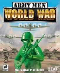 pc games army men world war full version